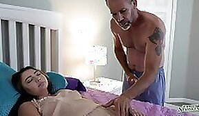 Aphrodite old and young panties show